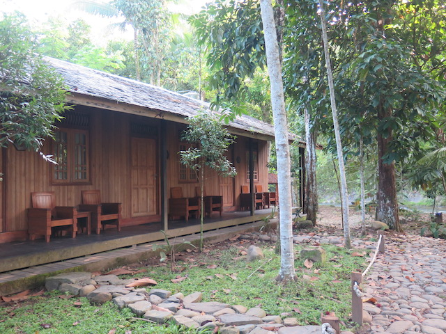 Kamar di Mountain Meratus Resort Loksado Indonesia A-Z