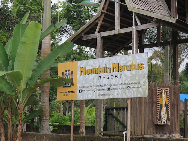 Mountain Meratus Resort Indonesia A-Z